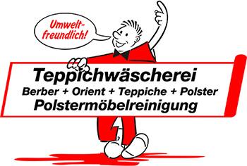 Kohl -Teppichwaescherei